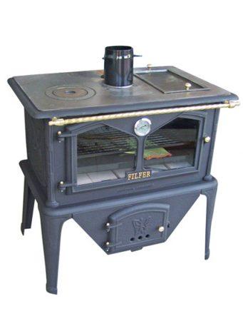 Cocina a leña y horno Filfer
