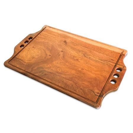 Tabla de madera de anchico