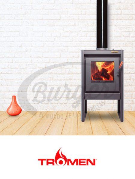 calefactor tromen chalten