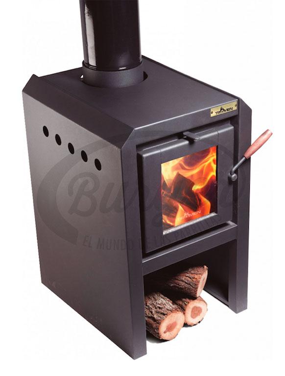 calefactor tromen tr5000