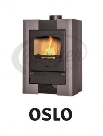 Estufa a leña Oslo 121
