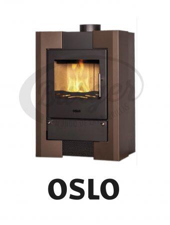 Estufa a leña Oslo 122