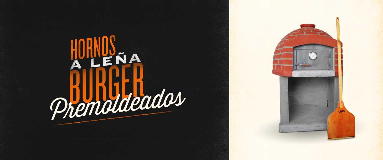 Hornos a Leña Burger