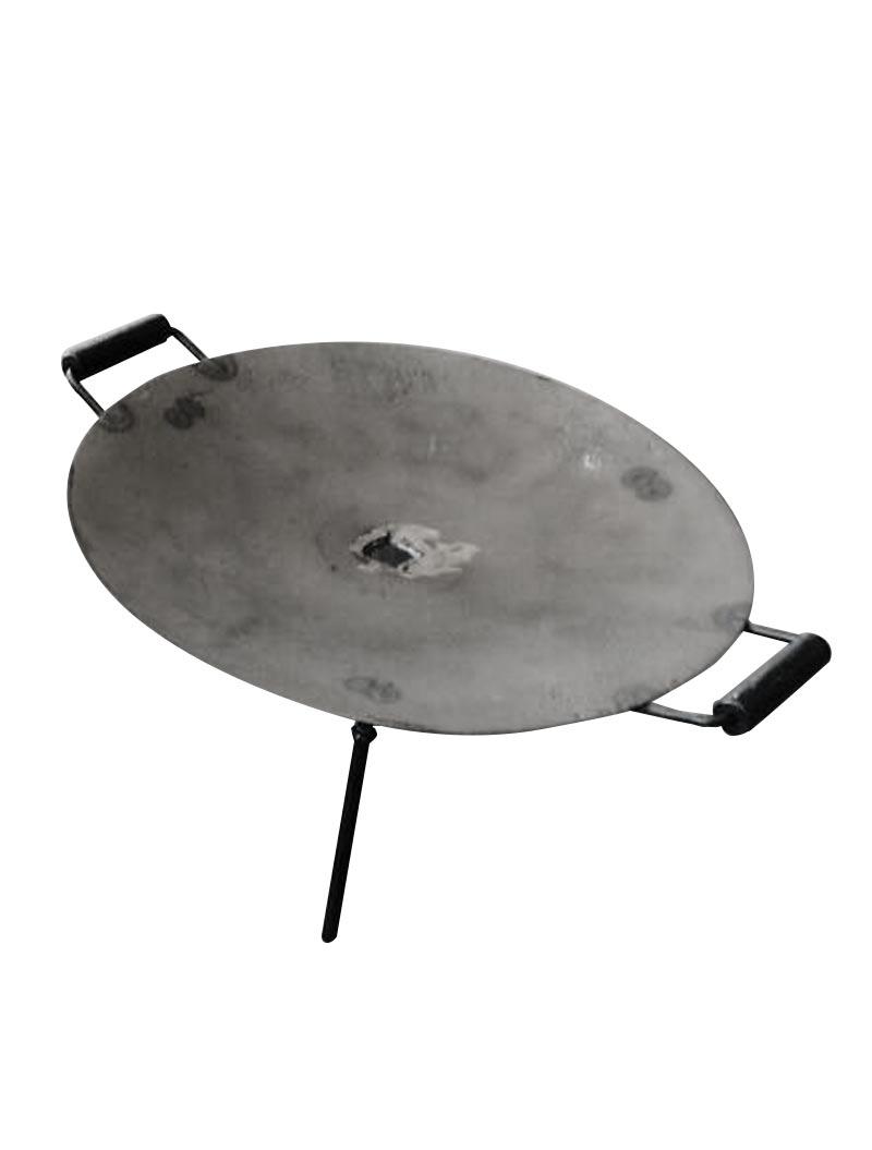 disco arado con tapa